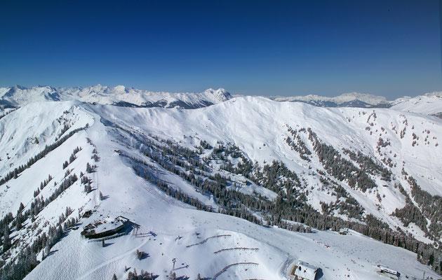 Skigebiet Ski Amadé - © www.grossarltal.info
