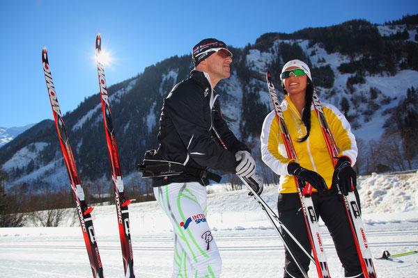 Langlaufen - Ob Skating oder Klassisch - Einfach hier im Grossarltal - © www.grossarltal.info