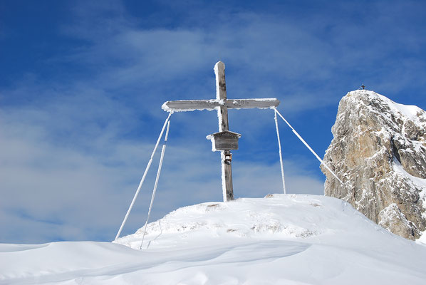 Gipfelkreuz Skischaukel Großarl-Dorfgastein - Urheber: © www.grossarltal.info