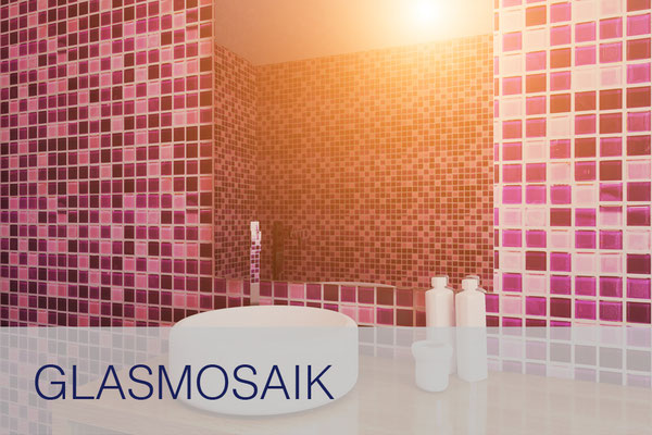 Showroom - Glasmosaik