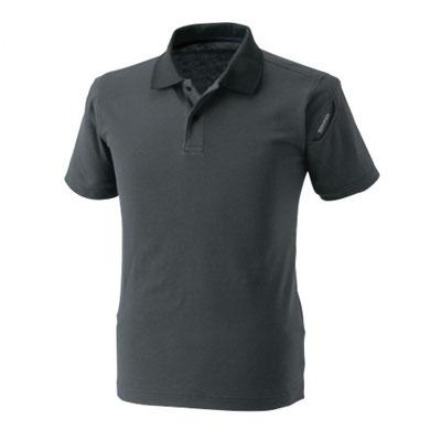 TS DESIGN~TSデザイン~4065 ショートスリーブポロシャツ 25 チャコールグレー