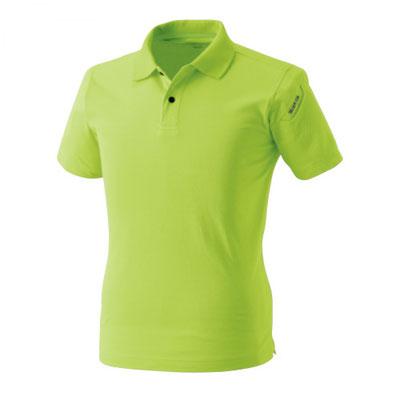 TS DESIGN~TSデザイン~4065 ショートスリーブポロシャツ 55 ライトグリーン