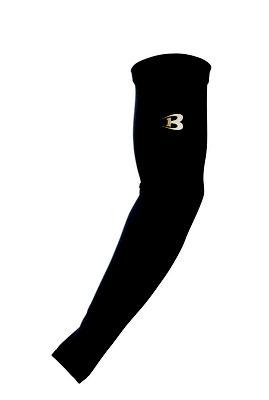 BURTLE~バートル~4043 クールアームカバー 35 ブラック