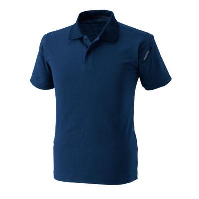 TS DESIGN~TSデザイン~4065 ショートスリーブポロシャツ 45 ネイビー