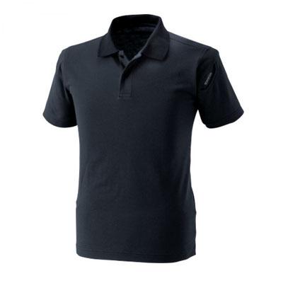 TS DESIGN~TSデザイン~4065 ショートスリーブポロシャツ 95 ブラック