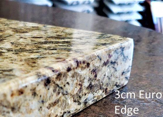3cm Euro Edge - Standard
