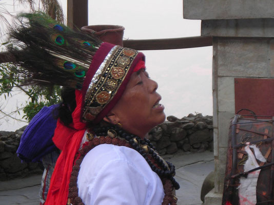 Schamanismus - Maile Lama - meine Lehrerin