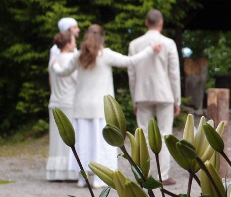 Rituale, Ritualbegleitung Schweiz