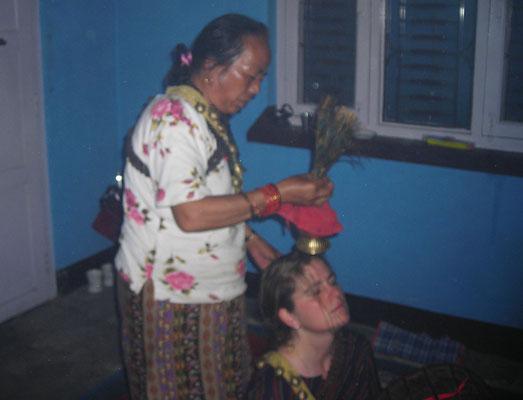 Schamanismus - Einweihung mit Maile Lama