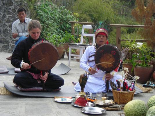 Schamanismus - Puja mit Maile Lama