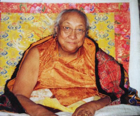 Buddhismus - Dilgo Khientse Rinpoche