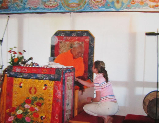 Buddhismus - Namkhai Norbu Rinpoche