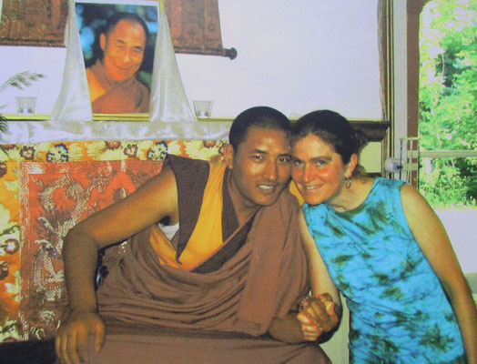 Buddhismus - Tulku Lobsang