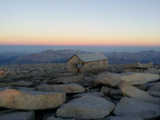 Mt. Whitney Shelter