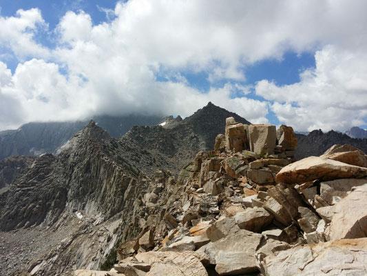 Kearsarge Pass ~3.600 m