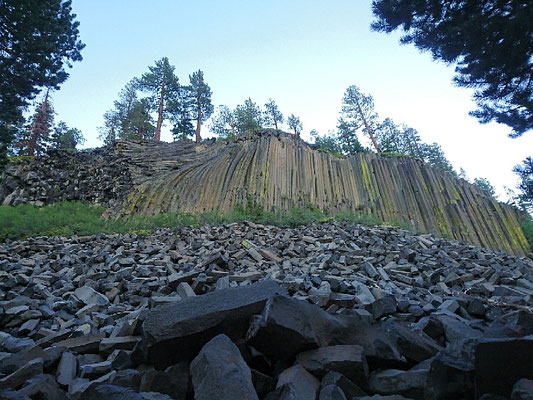 Devil's Postpile Monument