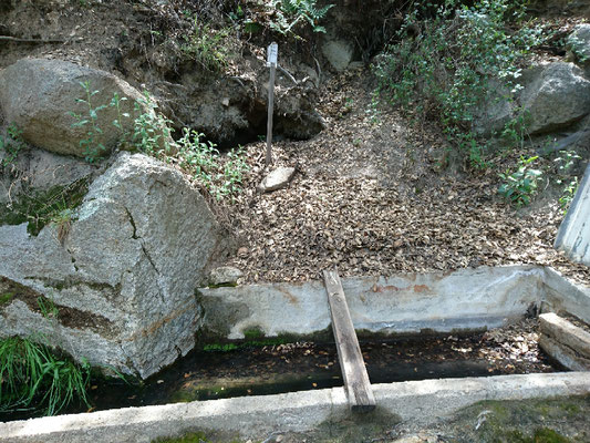 Lost Valley Spring