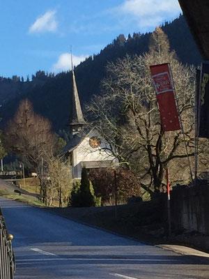 Kirche von Schangnau