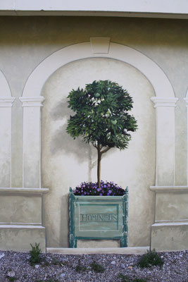 Détail arbre fruitier