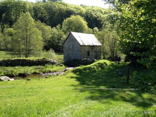 Moulin du Travers, Clédat, correze, village abandonné, visite, randos, VTT, dos d'ânes, Cheval, fête des roses, cocquelicontes, fête du pain, maquis,