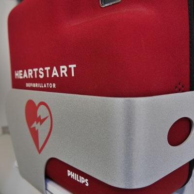 Defibrillator Notfallmedizin