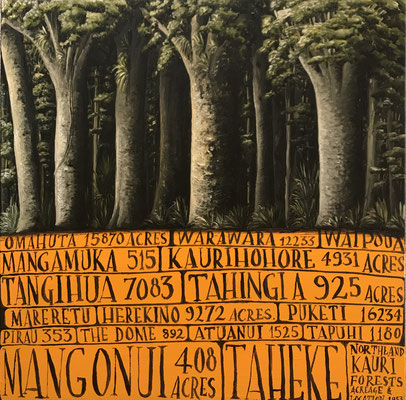 Northland Kauri 200 x200