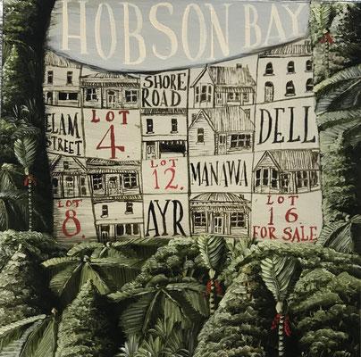 'Hobson Bay 200 x 200mm