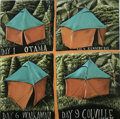 Coromandel camping 200 x200