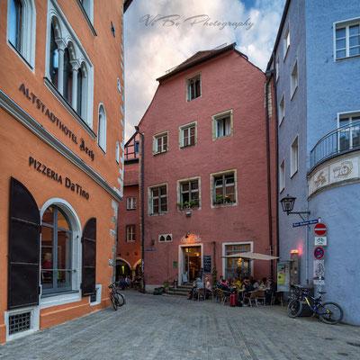 Regensburg Rote-Hahnen-Gasse