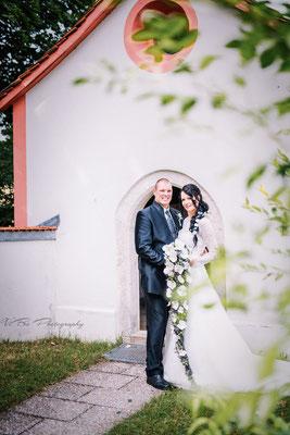 Brautpaarportrait in Deuerling.
