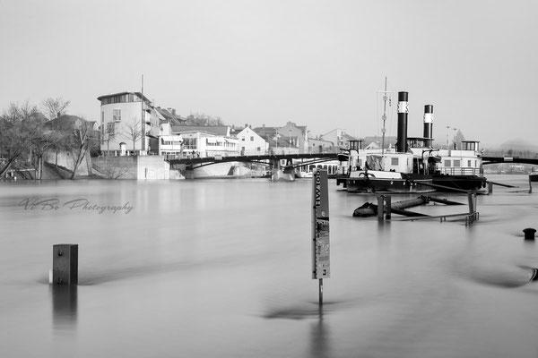 Regensburg Hochwasser 1