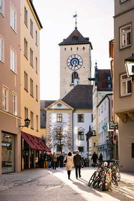 Altes Rathaus, Regensburg.