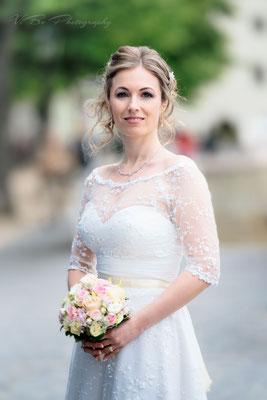 Hochzeit in Regensburg Altstadt 2017.