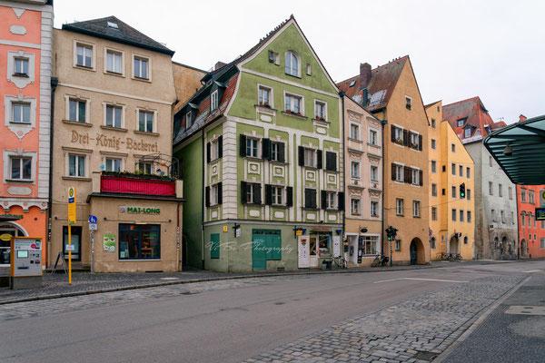 Fischmarkt, Regensburg.