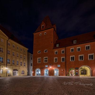 Haidplatz, Regensburg.