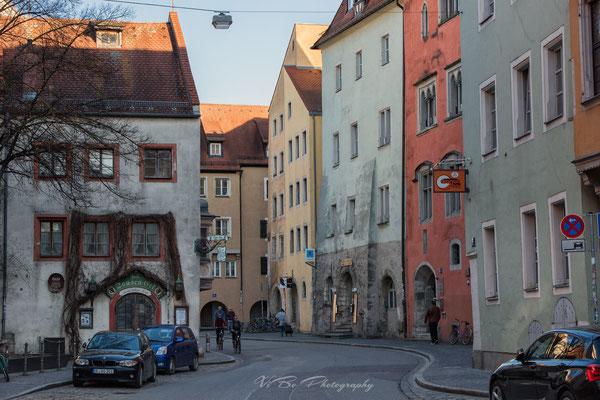 Keplerstrasse, Regensburg.