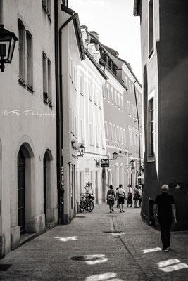 Vor der Grieb, Regensburg.