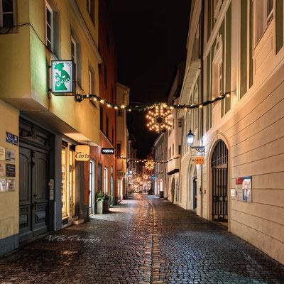 Untere Bachgasse, Regensburg.