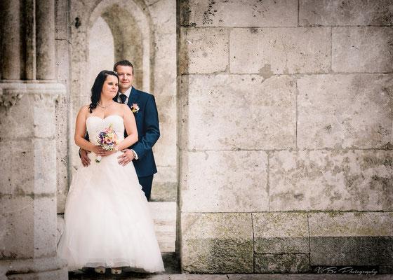 Hochzeit 2015 in Regensburg.