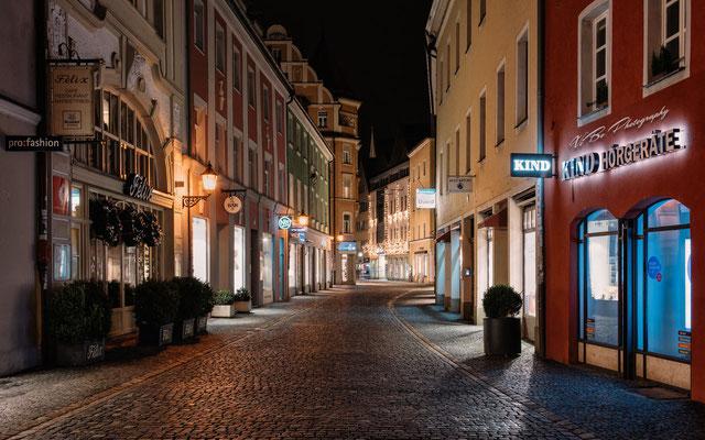 Fröhliche-Türken-Strasse, Regensburg.