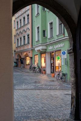 Regensburg Krauterermarkt