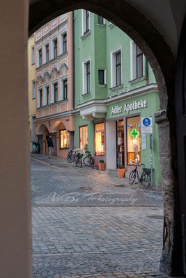Krauterermarkt, Regensburg.