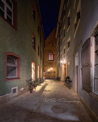 Regensburg Waaggäßchen
