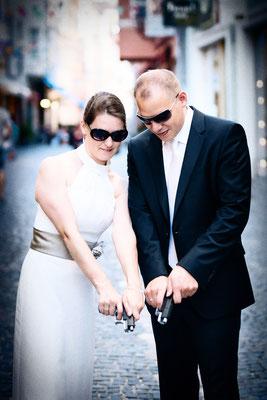 After Wedding Fooshooting in Regensburg.