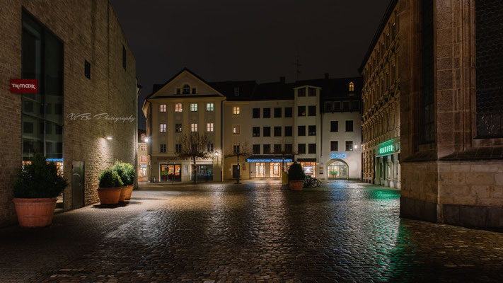 St.-Kassians-Platz, Regensburg.