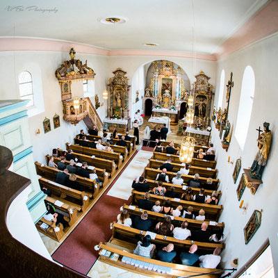 Hochzeit in Deuerling bei Regensburg.