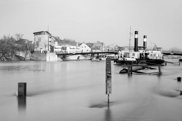 Regensburg, Hochwasser 1.