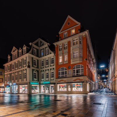 Neupfarrplatz, Regensburg.