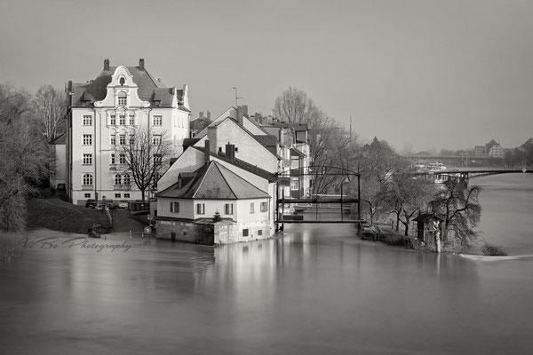 Regensburg, Hochwasser 2.