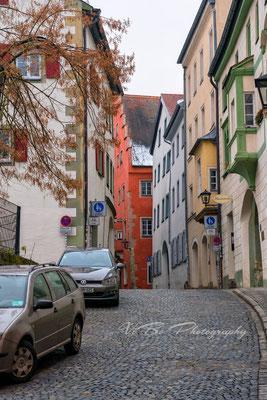 Weingasse, Regensburg.